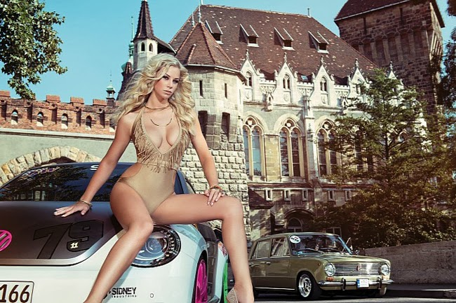 1383874007 2014 miss tuning calendar video photo gallery medium 11 Bộ lịch 2014 nóng bỏng của Leonie Hagmeyer Reyinge HD